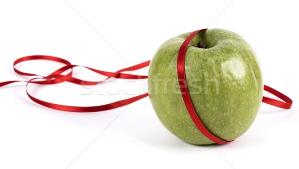Green apple Stock photo © farres