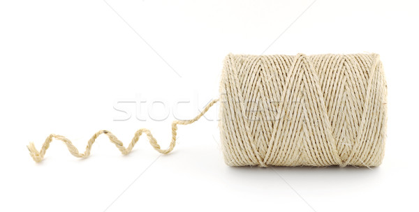 Coil of rope Stock photo © farres
