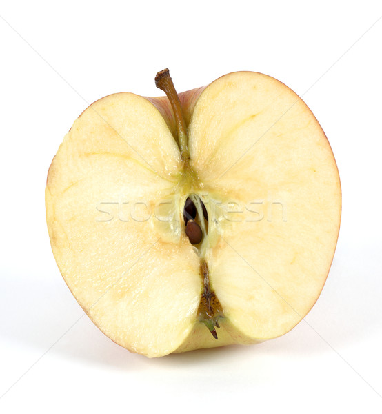 Apple cut Stock photo © farres