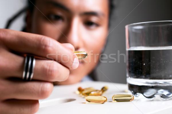 Сток-фото: медицина · таблетки