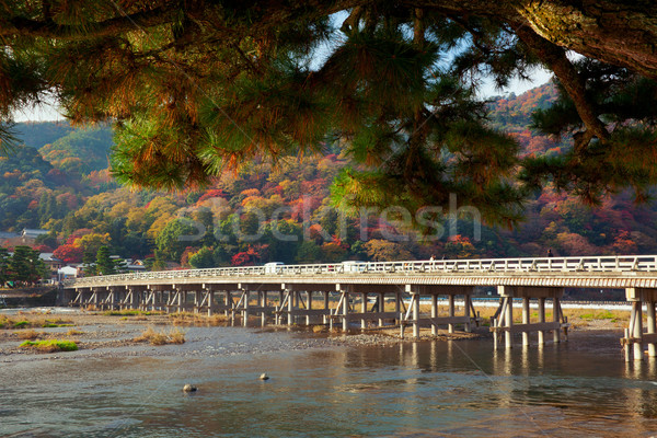 Landscape Kyoto Stock photo © fatalsweets