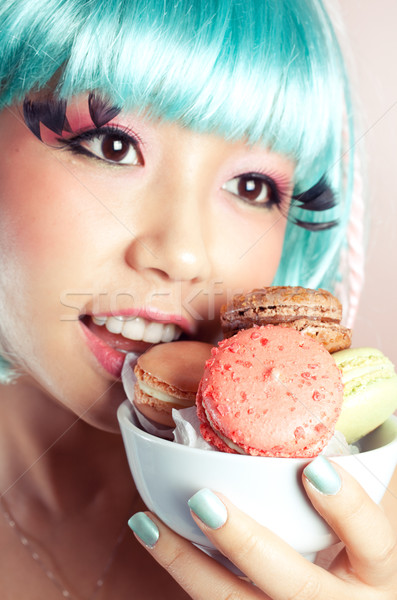 Sweet Tooth Stock photo © fatalsweets