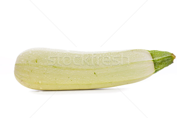 Lichtgroen courgette turks water witte licht Stockfoto © feedough