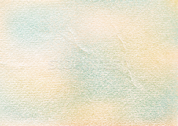 Stock photo: Watercolor paper vintage texture with scratches