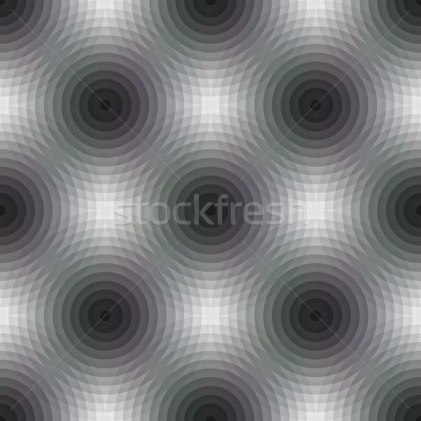 Stockfoto: Meetkundig · vierkante