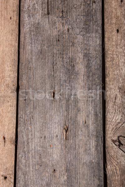 Fából készült fal textúra absztrakt háttér illusztráció Stock fotó © feelphotoart