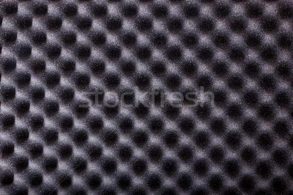 texture of microfiber insulation for noise in music studio or ac Stock photo © feelphotoart