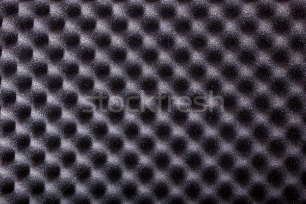 Texture isolamento rumore musica studio acustico Foto d'archivio © feelphotoart