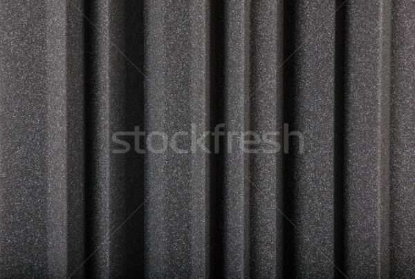 macro background of acoustic foam wall Stock photo © feelphotoart