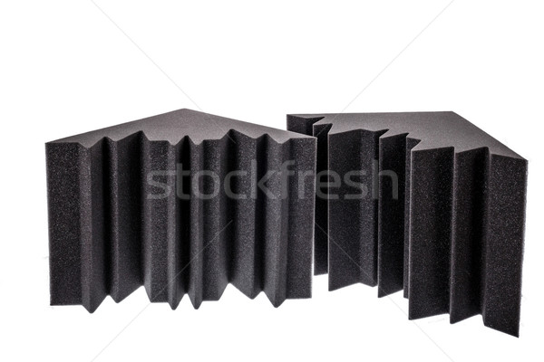 professional studio insulation material and  noise isolation Stock photo © feelphotoart