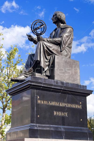 Nicolaus Copernicus Stock photo © FER737NG