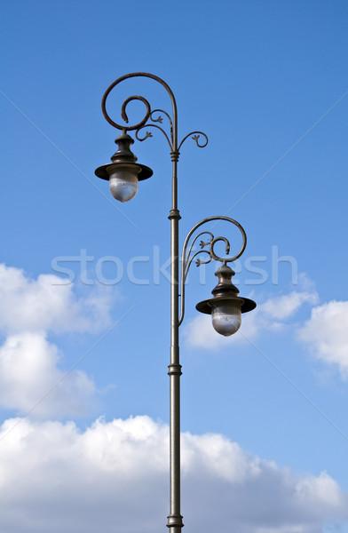 Street lamp. Stock photo © FER737NG