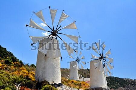 Windmills.  Stock photo © FER737NG