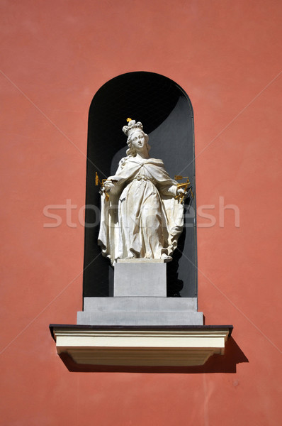 Virgin Mary statue. Stock photo © FER737NG