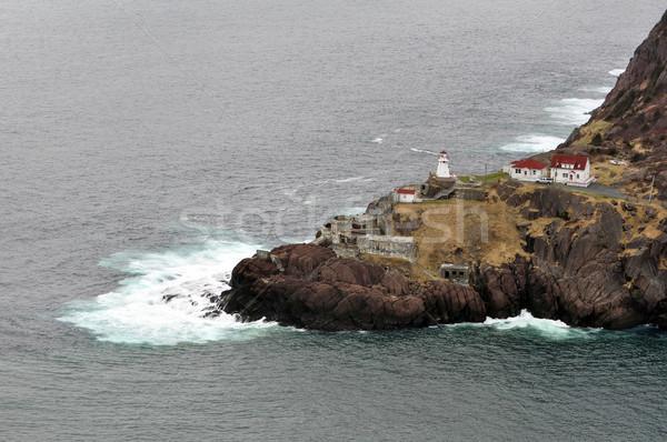 Lighthouse, Saint John's. Stock photo © FER737NG
