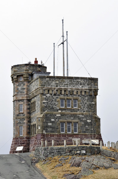 Cabot Tower, Newfoundland. Stock photo © FER737NG