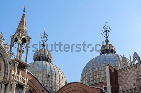 San Marco Basilica. Stock photo © FER737NG