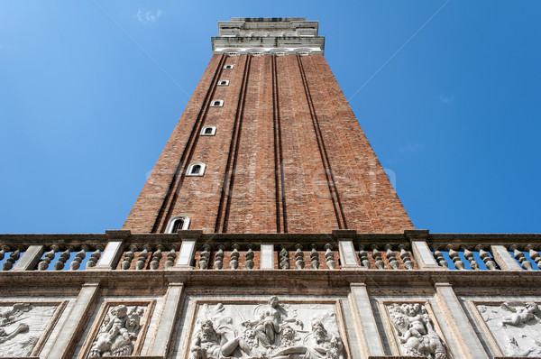 St Mark's Campanile. Stock photo © FER737NG