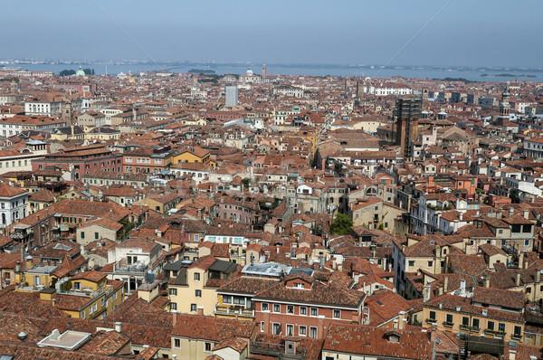 Venetië Italië huis gebouw Stockfoto © FER737NG