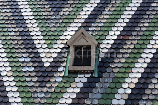 Roof shingles. Stock photo © FER737NG