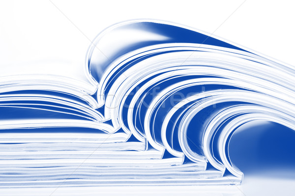 Magazines Stock photo © Fesus