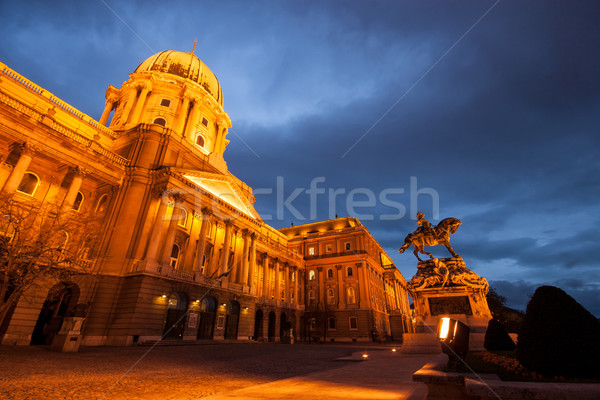 The historic Royal Palace  Stock photo © Fesus