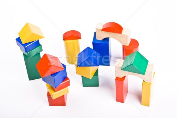 childrens blocks  Stock photo © Fesus