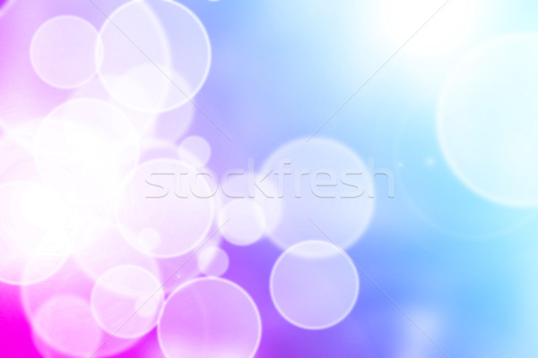 blur lights , defocused background Stock photo © Fesus