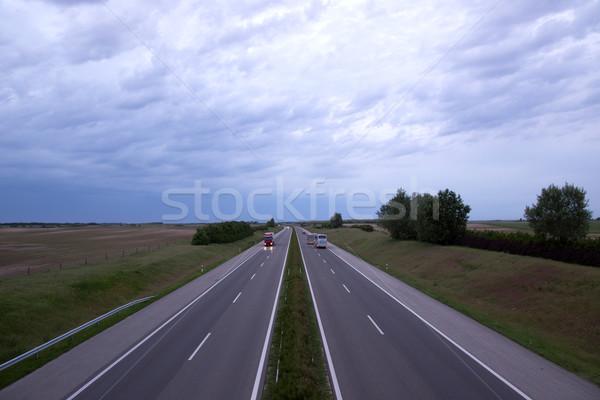 Highway traffic Stock photo © Fesus