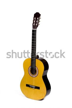 Acoustic guitar Stock photo © Fesus