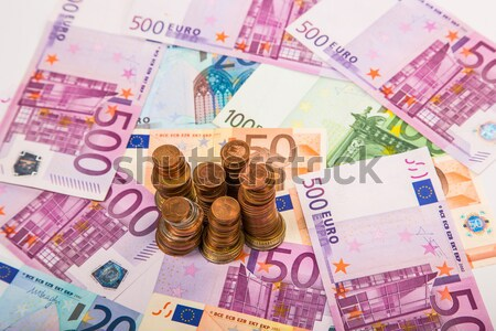 Euro money Stock photo © Fesus