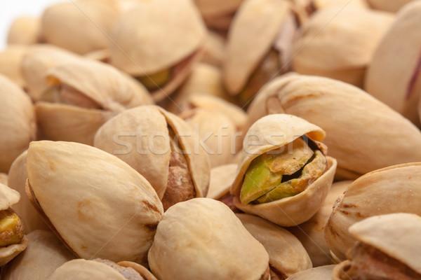Pistachio nuts Stock photo © Fesus