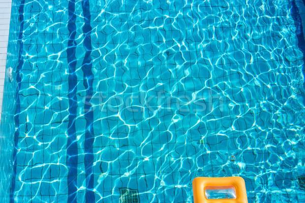 Hotel swimming pool Stock photo © Fesus