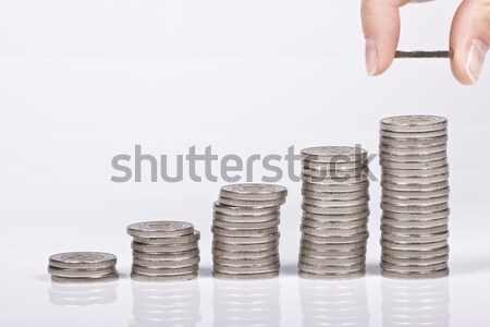 Increase your savings Stock photo © Fesus