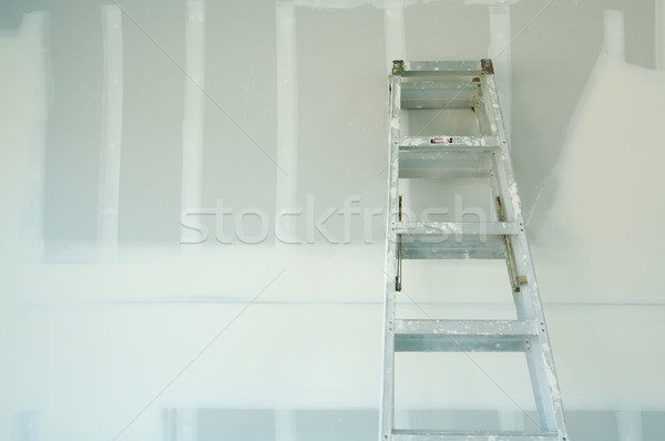 New Sheetrock Drywall Abstract Stock photo © feverpitch