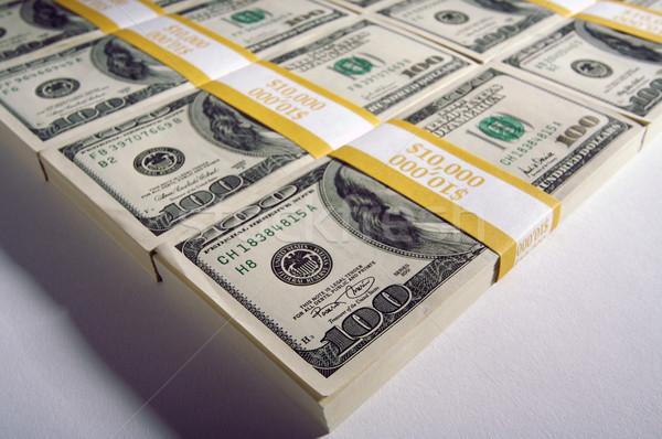 Een honderd tien duizend dollar Stockfoto © feverpitch
