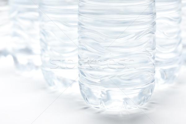 Foto d'archivio: Acqua · bottiglie · abstract · immagine · primavera · bere