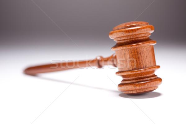 小槌 選択フォーカス 法 犯罪 法的 自由 ストックフォト © feverpitch