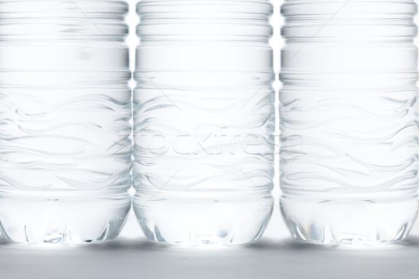 ストックフォト: 水 · ボトル · 抽象的な · 画像 · 春 · ドリンク