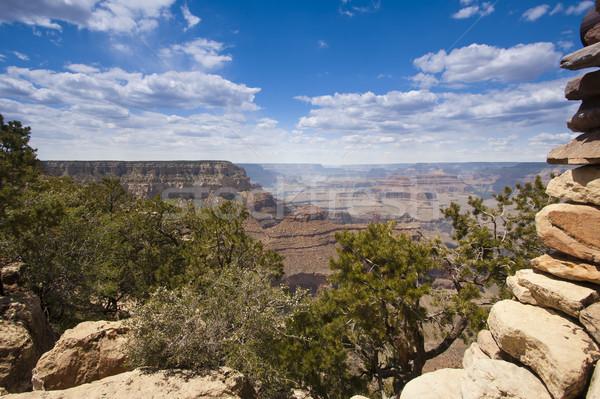 Stock photo: Beautiful Grand Canyon Landscape View