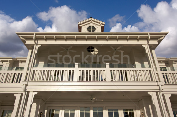 Architectural Abstract Stock photo © feverpitch