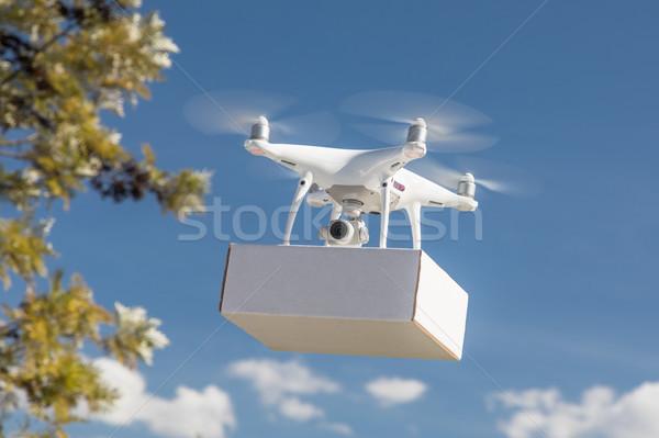 航空機 パッケージ 空気 空 平面 ストックフォト © feverpitch
