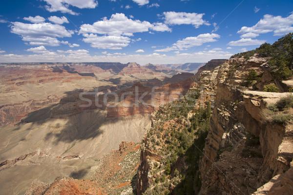 美しい グランドキャニオン 風景 表示 アリゾナ州 空 ストックフォト © feverpitch