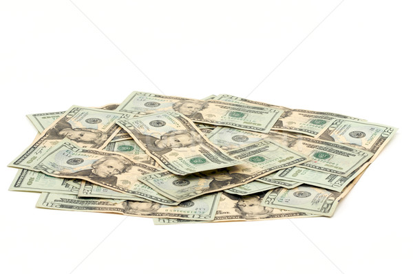 Pile of Money Stock photo © feverpitch