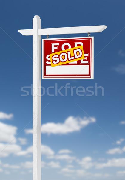 右 向い 販売 不動産 にログイン ストックフォト © feverpitch