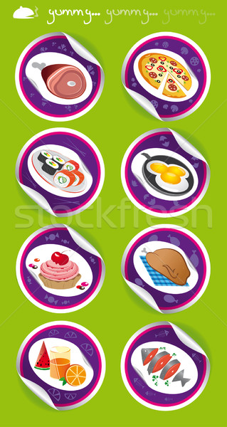 great food Stock photo © FidaOlga