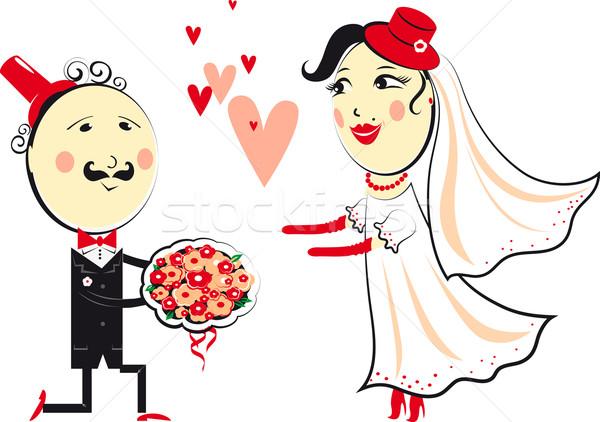 wedding Stock photo © FidaOlga