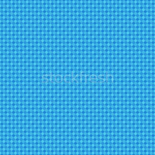 Naadloos abstract blad patroon Blauw schone Stockfoto © filip_dokladal