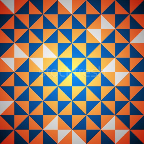 Vector retro pattern Stock photo © filip_dokladal