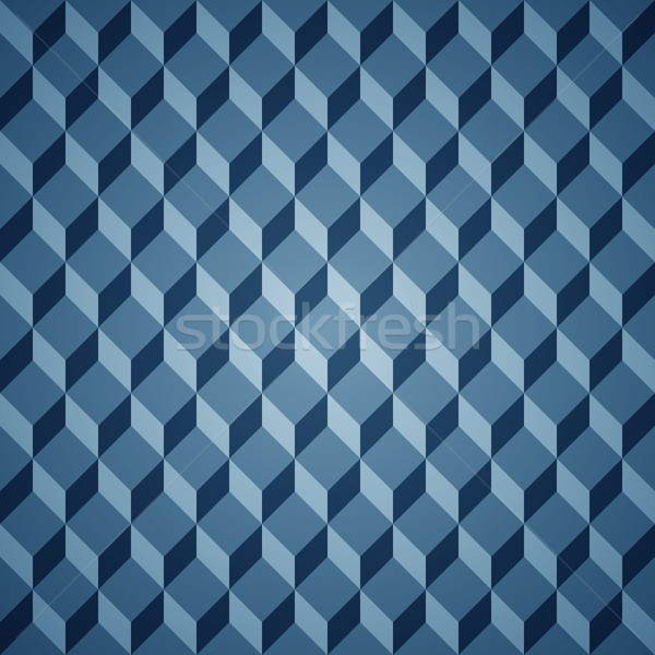 Vector isometric pattern Stock photo © filip_dokladal